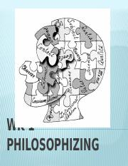 wk 1-philosophizing