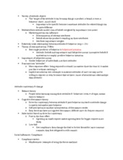 Consumer Behavior Exam 2 Study Guide