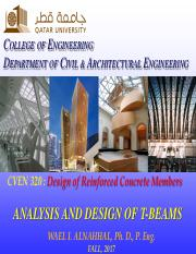 CVEN320-Analysis and Design of T-Beams.pdf