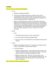 Asian History Exam 1 Study Guide