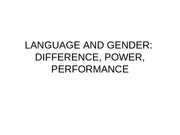 languagegender