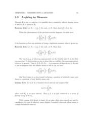 Chapter 3.2 Notes Constructing a Measure