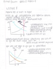 Price Demand Curves and Fiscal Demand Notes