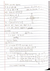 Lecture - Multivariable Functions