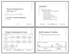 CIVL_3410_LEC_05_Project_Development_and_Life_Cycle-II_NOTES-HANDOUTS [Compatibility Mode]