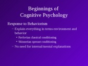 01_Beginnings_of_Cognitive