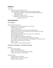 Spalding-Art History Final Study Guide 2