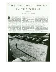 The New Yorker _ Jun 21, 1999_Toughest Indian in the World.pdf