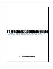 74991573-IT-Freshers-Questions