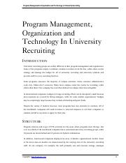 Program Management, Organization and Technology.pdf
