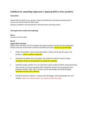 95655_BCT1024 group B02 Guidelines for completing assignment 2