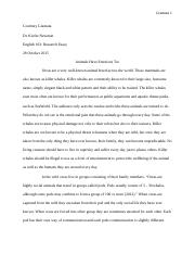 Eng 103 research essay 1
