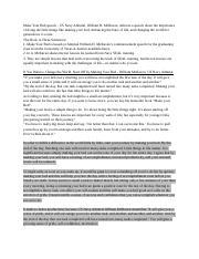 Commencement william speech transcript mcraven Adm. McRaven