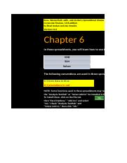 CF 11th edition Chapter 06 Excel Master