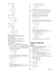 Pre-Calculus Homework Solutions 79