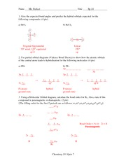 Quiz 7 Solution Spring 2014 on General Chemistry