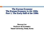 Korean Economy in 1990s-Before Crisis- students- 2015-07-17-2