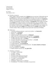 Spanish211 homework 14 n m dico 15 m aprovechar c - Sinonimos de aprovechar ...