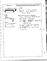 560_Mechanics Homework Mechanics of Materials Solution