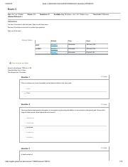 MENG WANG's Quiz History_ Exam-3(2) - MENG WANG's Quiz History ...