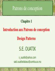 MonCours Design Patterns_chap1.pdf