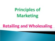 Wholesalinf and Retailing.ppt