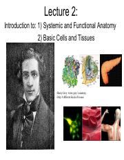 Lecture 2 - Basic Cells and Tissues.pdf