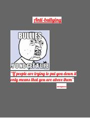Julian Brown Anti Bullying Poster.pdf