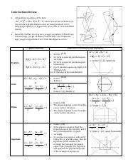 Conic Sections Review.pdf