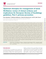 upstream therapies for manaement of AR.pdf