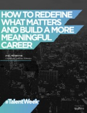qualtrics-talent-week-how-to-redefine-what-matters