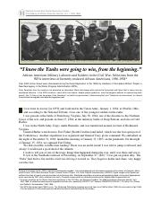 NHC- WPA Slave Narratives Slaves in Blue and Grey Civil War Soldiers.pdf