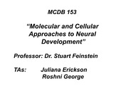 mcdb 153 lecture 1-2