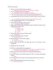 MLA Review Questions-11.docx
