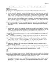 engl 101 outline suggestions