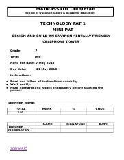 FAT 1  TERM 2 TECHNOLOGY.docx