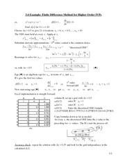 14. Finite_Difference_Method_for_Higher_Orde