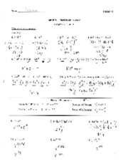 chapter 2 test review answer key - Name V p s Date I Chapter