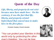 BLAW 3175 Constitution Due Process PPT 2010