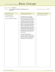 Stress And Defense Mechanisms Pdf Active Learning Template Basic