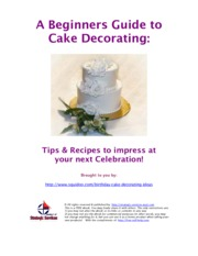 17328474-Cake-Decorating-for-Beginners