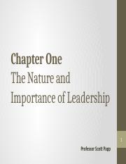 Chapter 01 (Nature & Importance - ulearn copy)