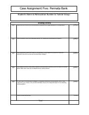 Template Coverpage Individual Case Assignment Five MKT1003X.pdf