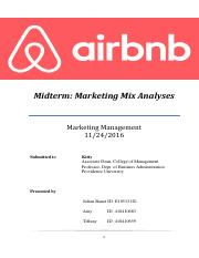 Airbnb Paper, Group 12