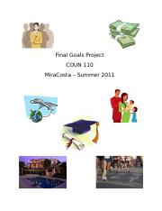 Final Goals Project - Diana Johnson-1-2