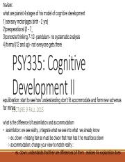 PSY 335_Lecture 9 Student_Cognitive development II.pdf
