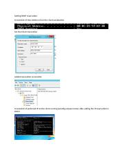 rsawyer_Unit 1 Lab 4- Windows 2012 GUI DHCP Reservation Submission