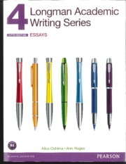Longman Academic Writing Ch.4