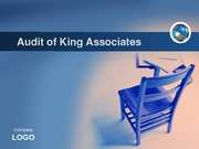 Audit of King Associates Presentation