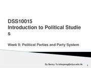lecture 9 parties(1)
